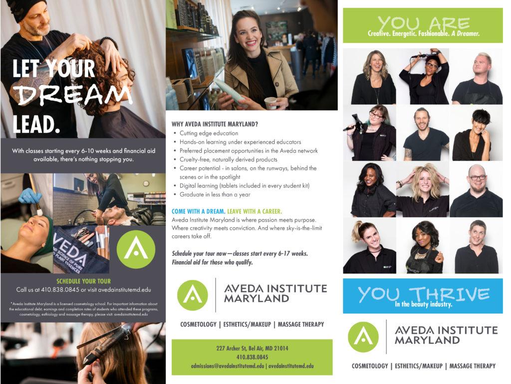 Aveda Institute Maryland New Programs